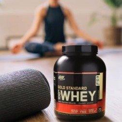 $15.29Optimum Nutrition Gold Standard 100% Whey Protein Powder, Salted Caramel, 1.8 Pounds @ Amazon.com