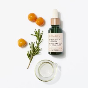 BIOSSANCESqualane + Tea Tree Balancing Oil