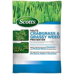 $11.45Scotts 强劲除野草剂 覆盖达5000-sq ft