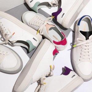5折起 €102收小白鞋Axel Arigato 火遍ins 瑞典小众潮鞋夏季大促 出街不撞鞋