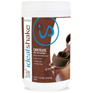 IdealshapeIdealShake Chocolate - Meal Replacement Shake - 30 Servings