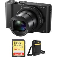 Panasonic Lumix DMC-LX10  + 32GB SD + 包