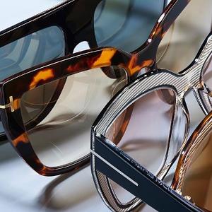 一律$99.99独家:Tom Ford 经典镜框、墨镜闪购大促 男女皆可