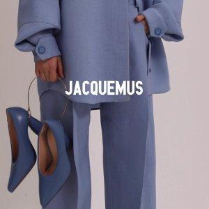 精选低至4折上新:Jacquemus 时尚专场,收可爱包包耳环、异形跟穆勒鞋
