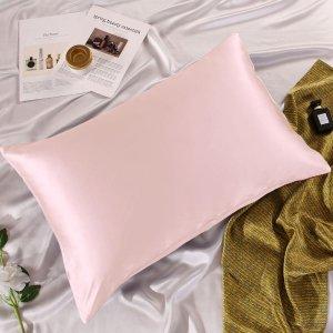 16姆米 双面享受单面真丝+单面棉 枕套
