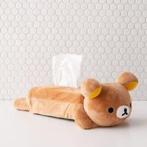 Urban Outfitters太可爱了叭轻松熊纸巾盒