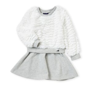 Calvin Klein 儿童服饰海量上新款 超好看套装3折收
