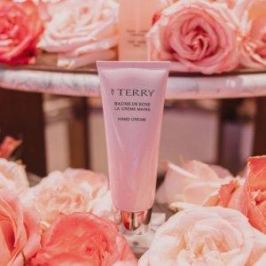 6折超值收 到手价仅€38.99By Terry 玫瑰护手护唇套装好价 总价值€88 呵护你的每一寸肌肤