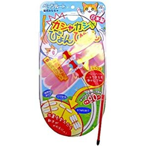 Amazon.com : Petz Route Long Stick Play with a Kitten Made in Japan : Pet Supplies