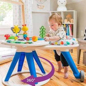 8折 满额赠礼卡小宝宝游戏桌/健身垫热卖 启迪思维的玩乐中心
