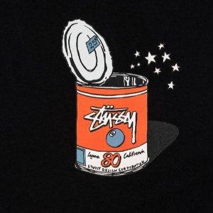 低至4折 £47收短袖TeeStussy 年中大促开启 平价收爆款Logo穿搭