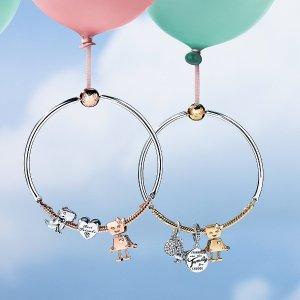 低至7折+2件额外8折 捡漏一波珠珠即将截止:PANDORA Jewelry 季末海量款清仓大促