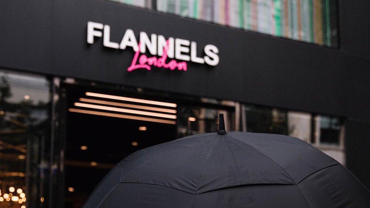 伦敦时尚探店  Flannels全新时尚精品旗舰店