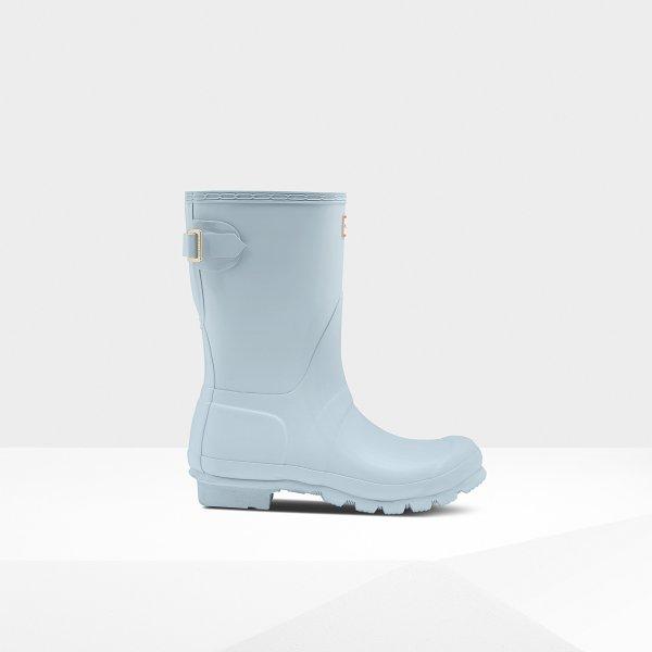 短款雨靴女款