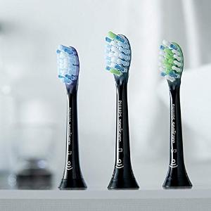 低至52折,£22收钻石电动牙刷刷头4支闪购:Philips Sonicare 钻石系列 替换牙刷头特卖