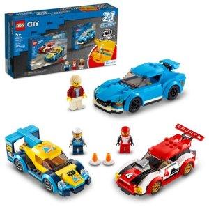 LegoWalmart独家产品城市组 汽车两套综合包 66684