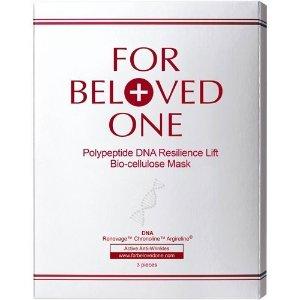 For Beloved One 宠爱之名多胜肽DNA紧致生物纤维面膜