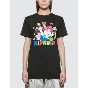 Ripndip马里奥猫T恤