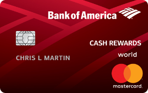 $200 online cash rewards bonus offerBank of America® Cash Rewards credit card