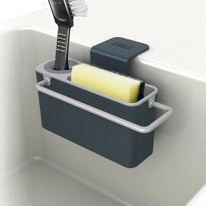 $8 Joseph Joseph 85022 Sink Caddy Kitchen Sink Organizer Holder For Dish  Soap Sponge Brush Holder