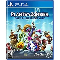 EA 植物大战僵尸 邻镇之战 PS4 实体版