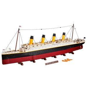 Lego泰坦尼克号