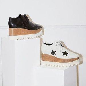 低至3折+鞋包额外8折 超划算折上折:Stella McCartney 超齐全链条包、松糕鞋热卖
