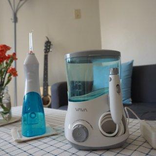 """让每一颗牙齿陪伴我们一辈子,VAVA水牙线测评&""""口腔大保健"""""""