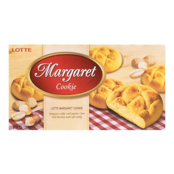 LOTTE 玛格丽特饼干 12包入 264g
