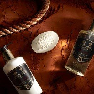 无门槛7折,3x香皂仅£21Penhaligon's 洗手液身体乳大促,白菜价收唇膏 香薰蜡烛