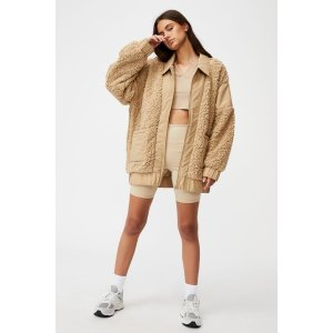 Factorie泰迪熊外套