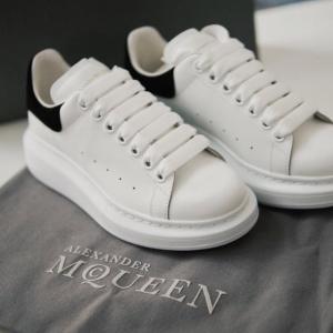 5折起+额外7.5折 €367收爆款老爹鞋Alexander McQueen 独家大促 黑尾、粉尾、老爹鞋都收下
