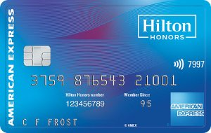 Earn 90,000 Hilton Honors Bonus Points. Terms ApplyHilton Honors American Express Card