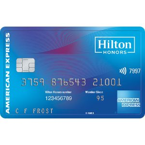 Earn 75,000 Hilton Honors Bonus Points. Terms ApplyHilton Honors American Express Card