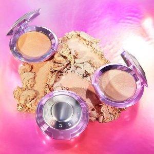 低至6折 €10.8收迷你高光史低价:Becca 全线彩妆热促 收圣诞限定套装、黑科技水散粉