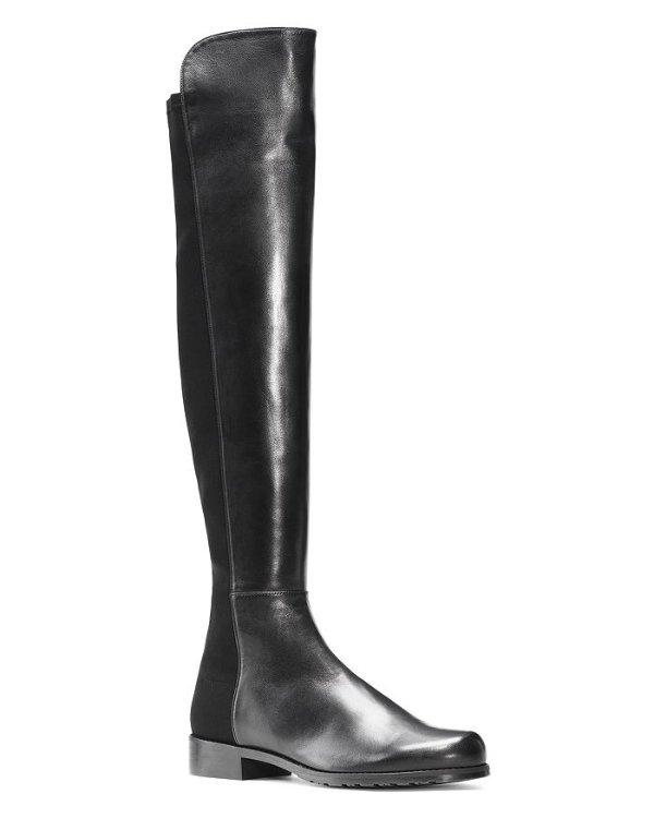 Women's 5050 过膝靴
