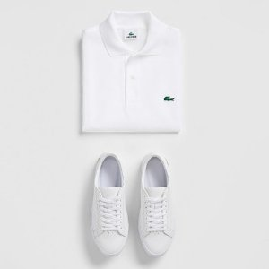 Receive a free Lacoste notebookWith All Purchases of $100+ @ Lacoste