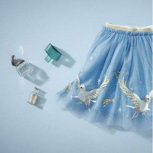 5折起 包邮包退上新:Mini Boden 儿童服饰促销  超火哈利波特系列首次7折