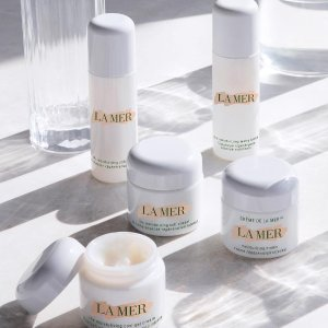 Extended: Dealmoon Exclusive Spend $200+with CRÈME DE LA MER, receive the Small Miracles Collection(value $164.4),  Spend $350, get $50 Off, Spend $500, Get $100 Off  @ La Mer