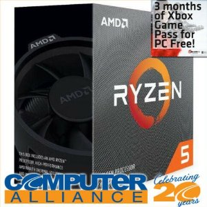 $287 赠3个月Xbox Game PassAMD Ryzen 5 3600 6核 3.6GHz 用了都说香