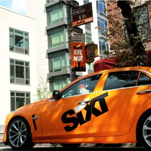 Up to 20% OffNYC Rental offer @Sixt