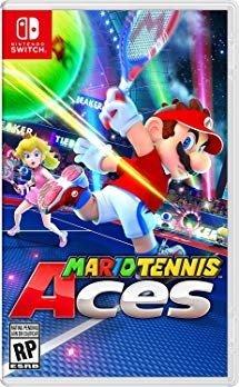 马力欧网球 Aces Switch 数字版