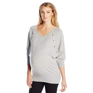 As Low As $13.97Maternity Sweaters & Jeans @ Amazon