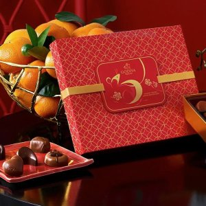 Buy One get One 50% OffGodiva Limited Edition Luna New Year Chocolate Boxes