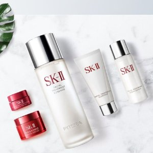 Up to 3 giftsfor every $100 you spend  @ SK-II