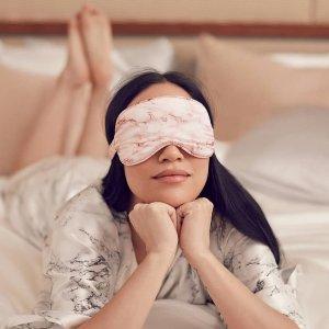 低至8折,奢华亲肤眼罩£40SLIP 教你2019最流行护肤方式,种草真丝眼罩 枕套