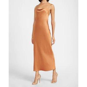 Express连衣裙