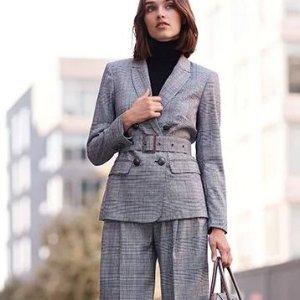 低至2折+额外8折 English Factory上衣$23即将截止:Saks OFF 5TH 女装热卖 入手大牌毛衣,大衣