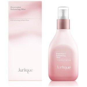 8折 €29收敏感肌必入玫瑰水喷雾100mlJurlique 茱莉蔻 限定玫瑰花水 镇定舒缓,安抚,修复肌肤