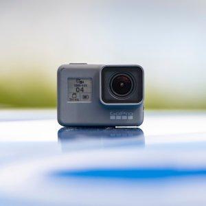 HERO7 Black $299 + 免费高速SD卡Gilt City 现有GoPro HERO7 额外7.5折优惠